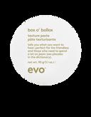 39279_Evo_Box O Bollox 90g RGB_wshadow.p