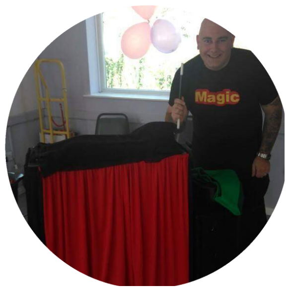 Children's Magician In Leicester