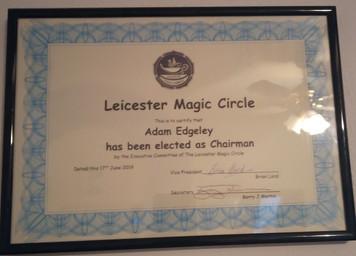 The Leicester Magic Circle
