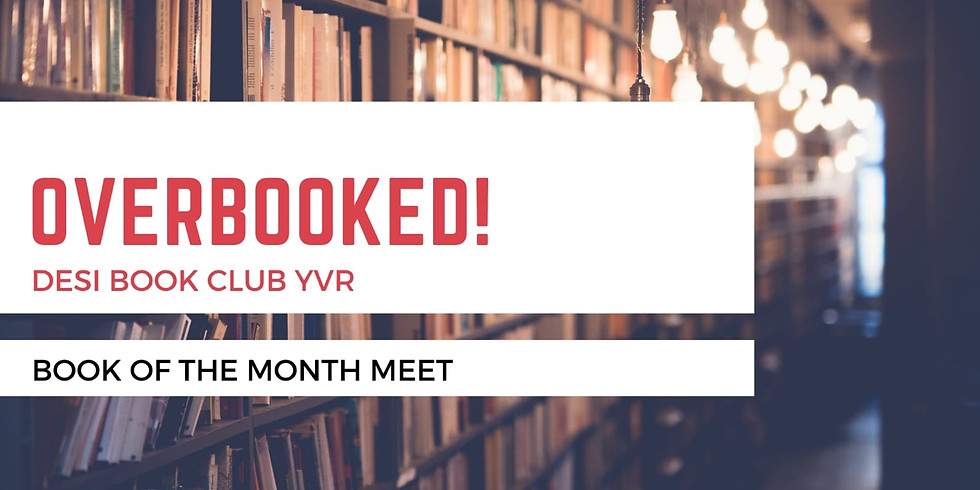 Overbooked - The Book Club Meetup