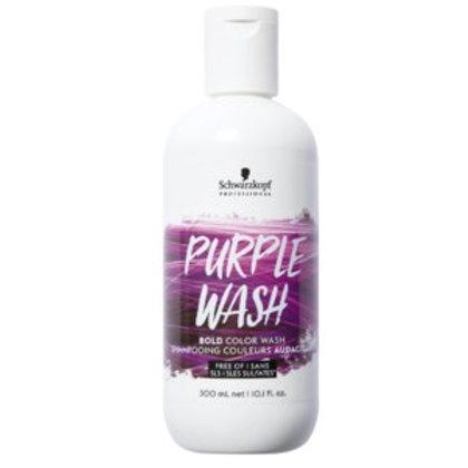 Bold Color Wash Purple 300ml