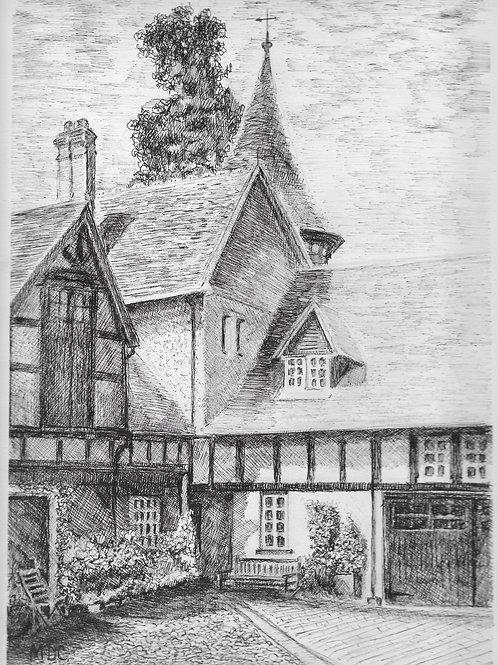 Eythrope Yard Cottages Waddesdon