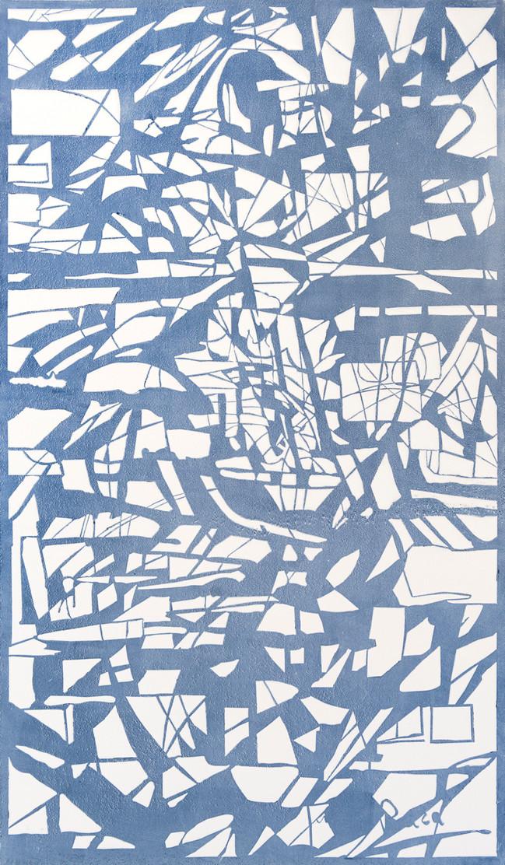 Mar gris Medida de la placa: 70x42 cm  Medida total del papel: 80x54 cm  Técnica: Grabado  Edición: 13 grabados numerados $16,000 MXN