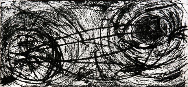 Arquitectura íntima  Medida de la placa: 7x17 cm  Medida total del papel: 54x80 cm  Técnica: Aguafuerte y punta seca  Edición: 13 grabados numerados $15,080 MXN