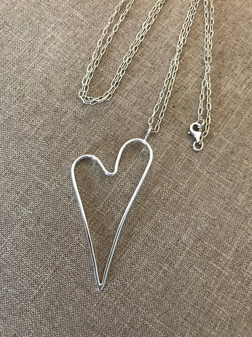 'Open Your Heart' Pendant