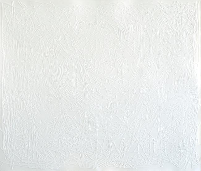 Segundo Hilo de Ariadna  Medida de la placa: 49x58 cm  Medida total del papel: 49x58 cm   Técnica: Aguafuerte sin tinta  Edición: 24 grabados numerados $15,080 MXN