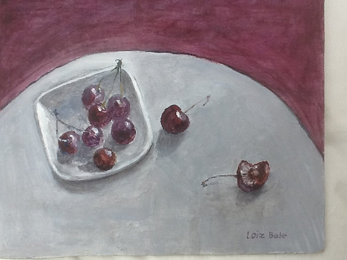A Bite of the Cherry