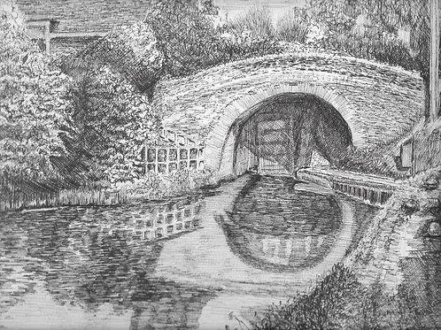 Bridge No1 Marsworth Aylesbury Arm