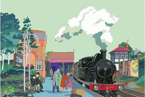 Chesham Railway Station
