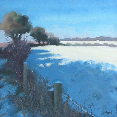 Snow Across The Valley