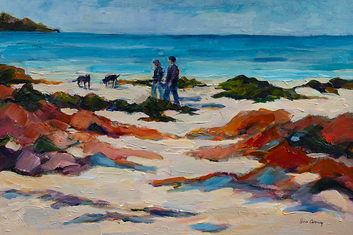 Walking The Dogs, Iona