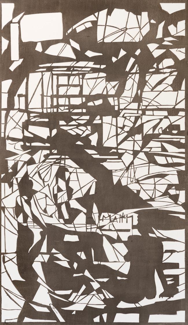 Mar arena  Medida de la placa: 70x42 cm  Medida total del papel: 80x54 cm  Técnica: Grabado  Edición: 13 grabados numerados $16,000 MXN