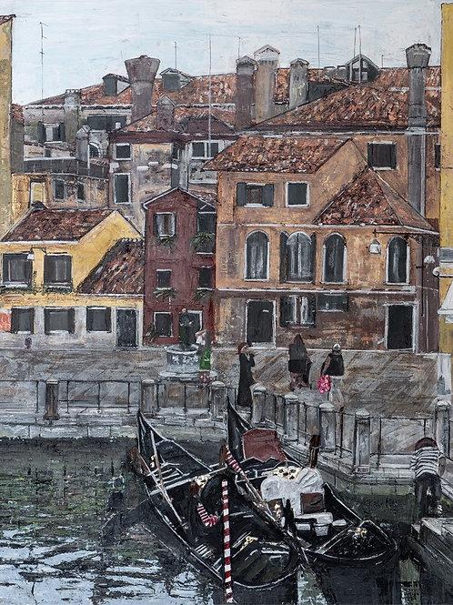 Rest, Venice