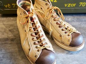 靴修理:オールソール (Vibram #2021)