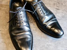 靴修理:リーガルのオールソール修理