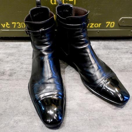 靴修理:ルイヴィトンのオールソール