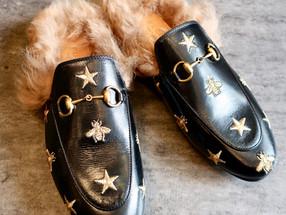 靴修理:レディース靴のハーフソール修理