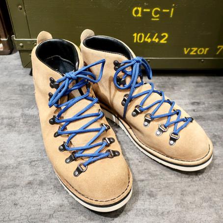 靴修理:ダナーのオールソール [Vibram #1010]
