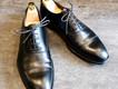 靴修理:ハーフソールとかかと修理