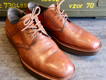 靴修理:オールソールと靴みがき
