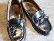 靴修理:ローファーのかかと修理
