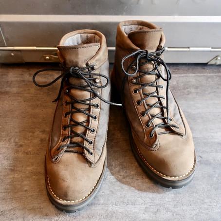 靴修理:オールソール(Vibram#1220)