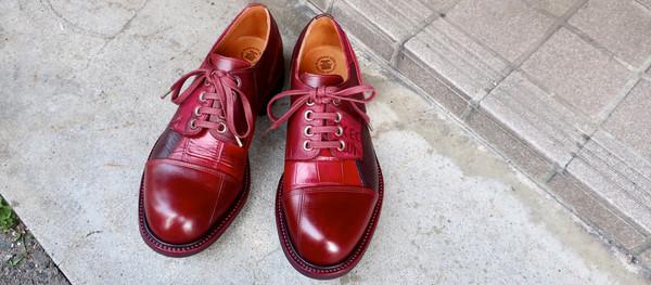 赤いフランキー(size:M)