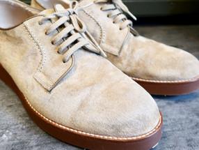 靴修理:オールソール [Vibram #2021]