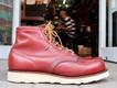 靴修理:レッドウィングのオールソール修理