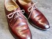 靴修理:リーガルのかかと修理