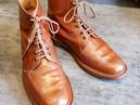 靴修理:トリッカーズのオールソール修理