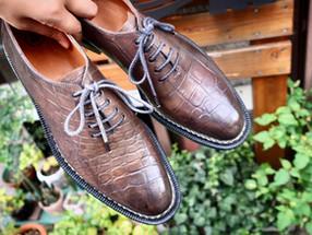 ブヒの作るホールカットの靴/ONE and ONLY