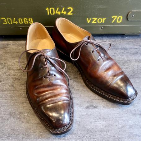 靴修理:レザーマッケスペシャル