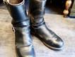 靴修理:エンジニアブーツのかかと修理
