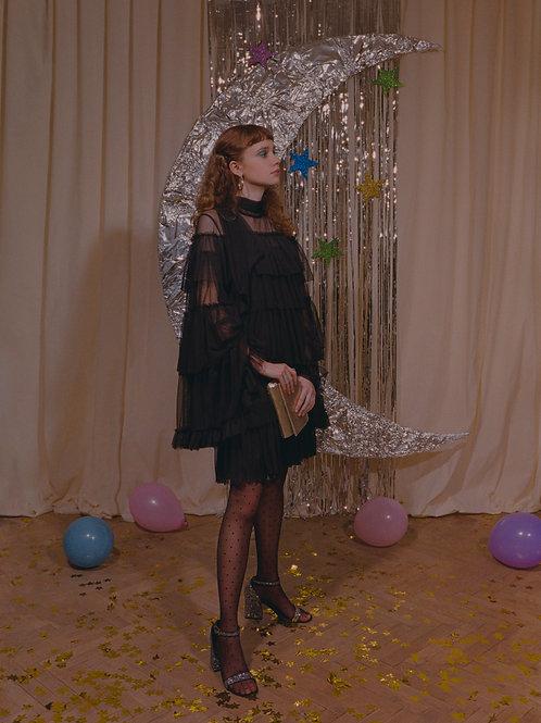 Black Lou Dress