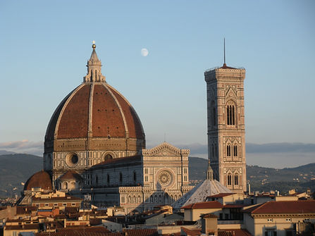 View of Florence Italy