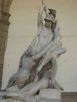 Sculpture in Florence