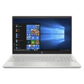 """HP 15-dy1043dx 15.6"""" Laptop Computer Refurbished - Silver"""