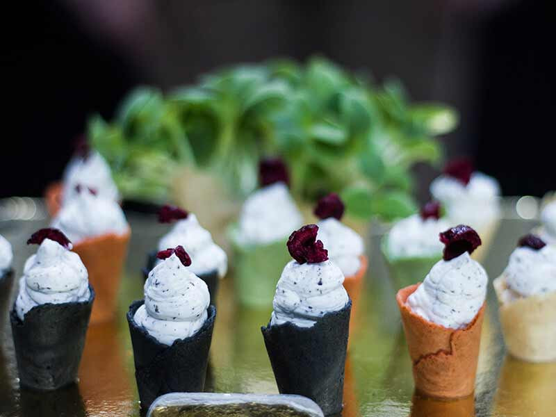 catering en madrid y barcelona