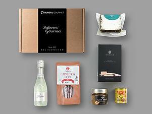 Picoteo gourmet para empresas a domicili