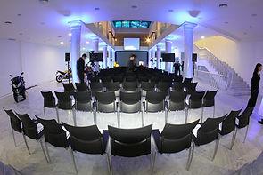 Espacios singulares para eventos en Madrid centro