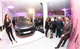 Presentación Porsche