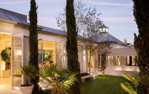 Terraza y jardines para eventos en madri