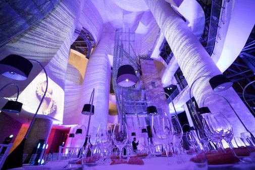 Cena de Gala en el Museo Guggeheim de Bilbao