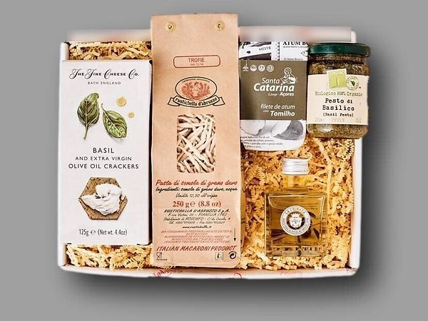 Caja gourmet para cocinar en casa online