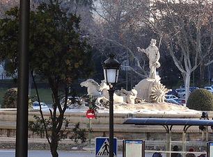 PLAZA NEPTUNO MADRID