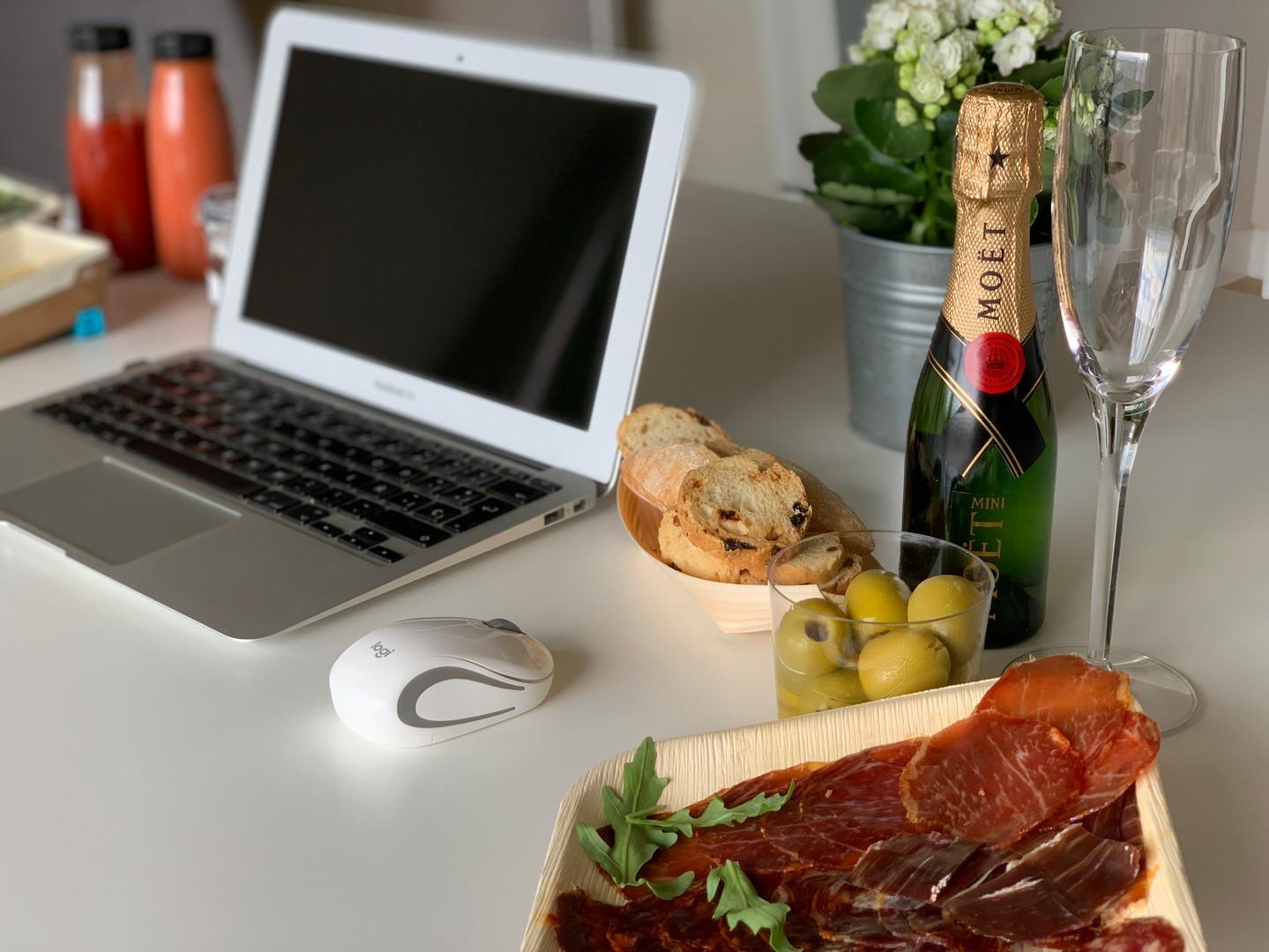 Kit Catering Virtual