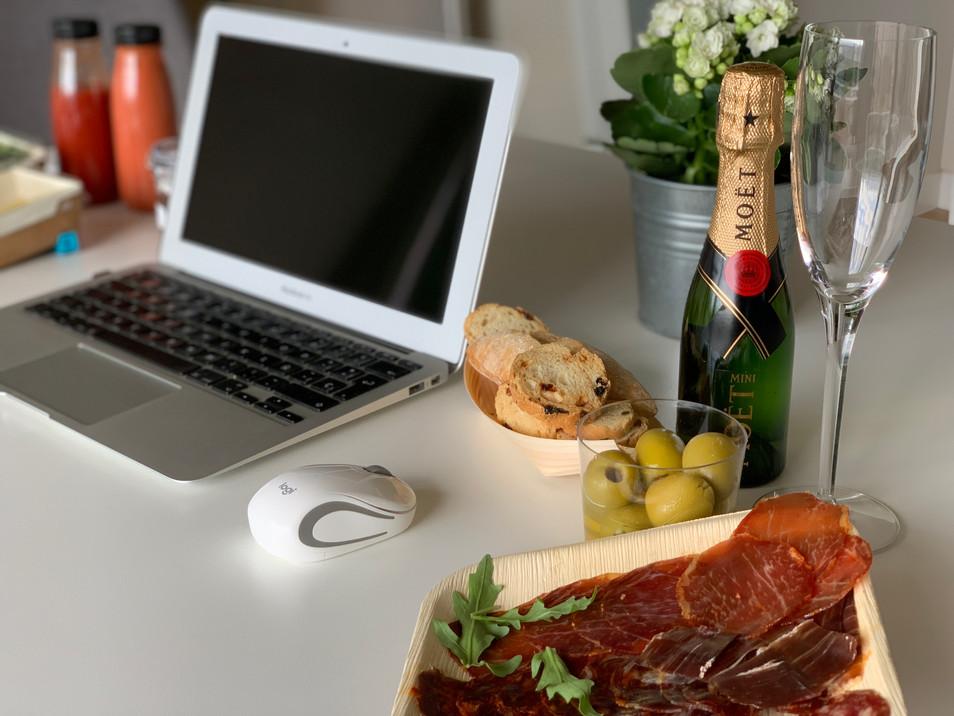 Bureau Gourmet: Las mejores entregas de kit de catering para toda España