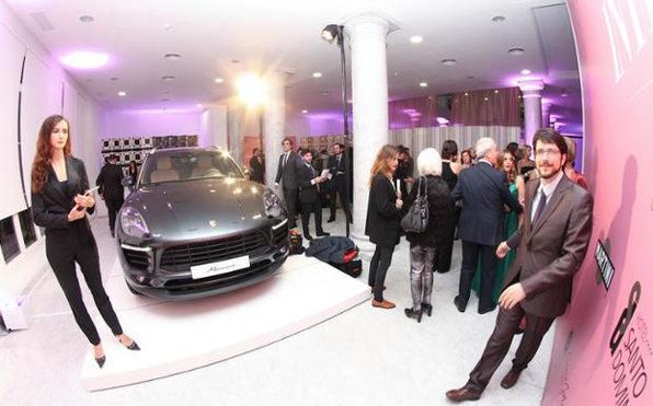 Espacios para eventos con coches