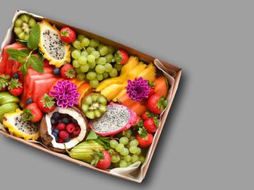 Kit catering fruta